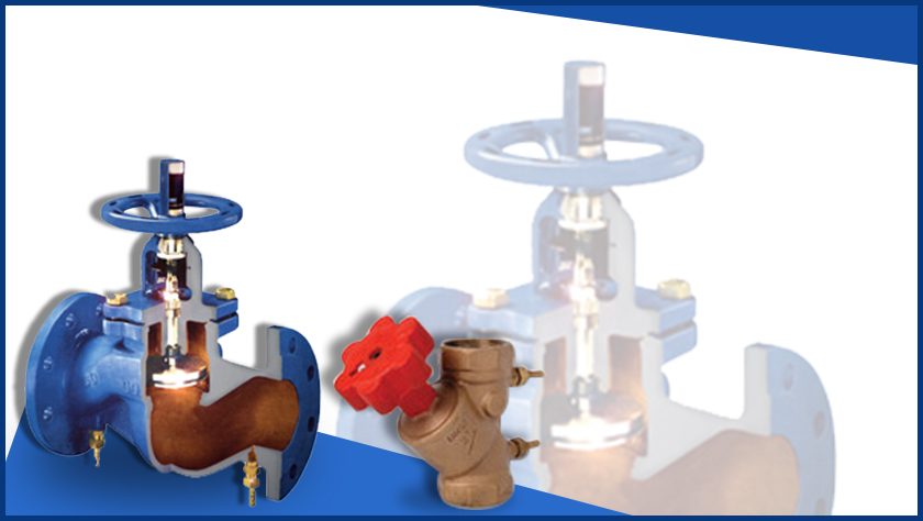 Functions and Applications of Automatic Balancing Valve